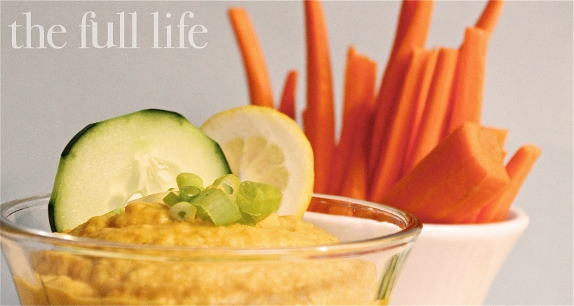 Hummus Carrots Cucumbers